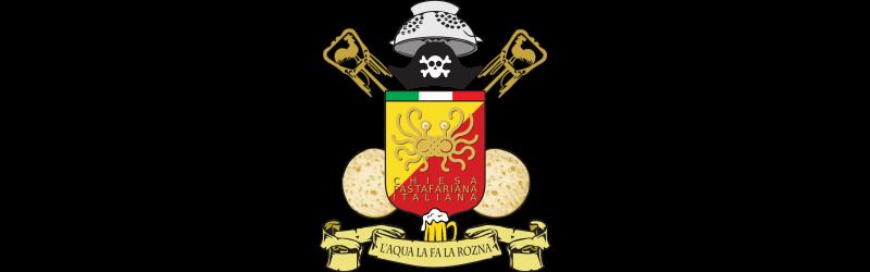La ciurma pastafariana dell'Area Pasta Romagna!