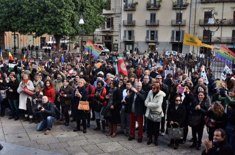 Global Project: A Palermo la Marcia per il clima