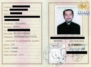 La risacca mensile trapanese.it :  Il Pastafarianesimo e la religione che non c'è