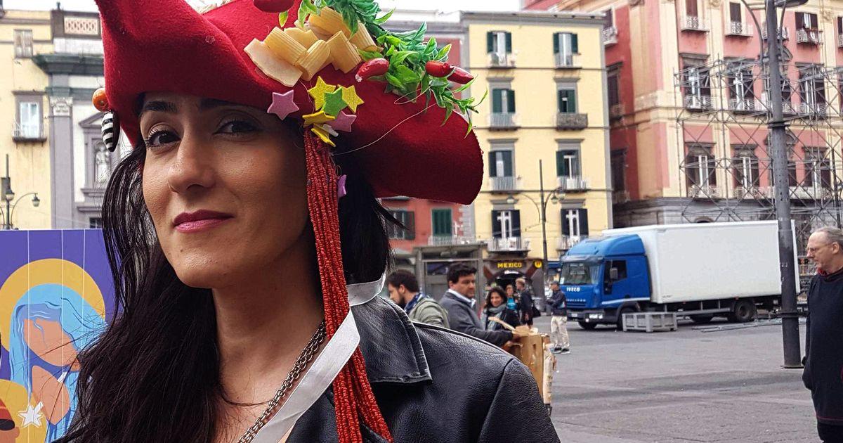 Ottopagine.it : Ecco la Pappessa della religione più divertente del mondo