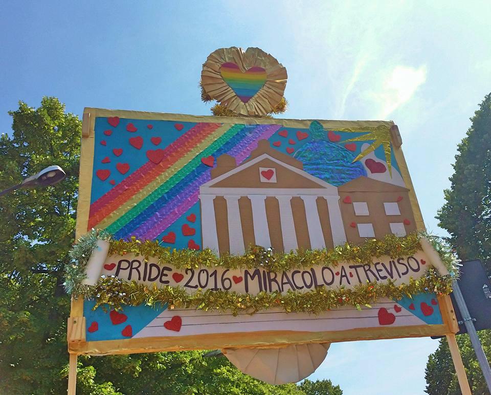 Nextquotidiano.it : Gentilini e il sostegno a sua insaputa al Gay Pride di Treviso