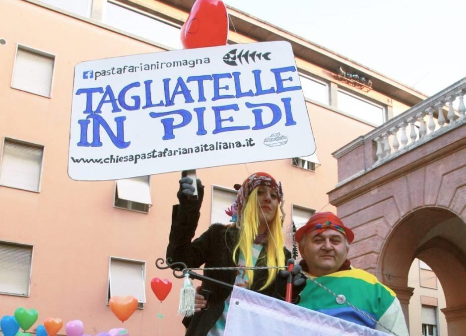 """Corriere Romagna: Già pronte anche le """"Tagliatelle in Piedi"""""""