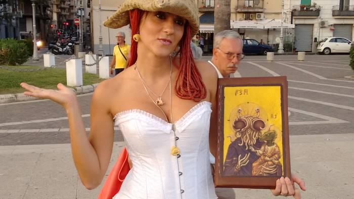 Ottopagine.it : Piazza negata ai Pirati, la Pastefice al sindaco: discriminati