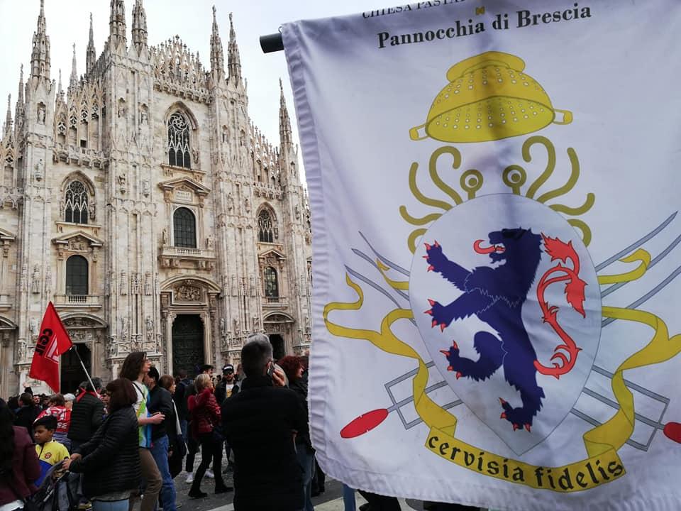 B-LIFE- La Bresciana Malmostosa : Anche a Brescia è nata la nuova Chiesa Nuntio Vobis Gaudium Magnum