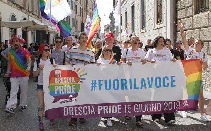 Radiondadurto.org : Brescia Pride 2019: Il 15 Giugno #FUORILAVOCE