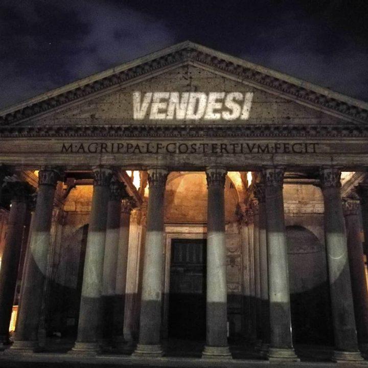 Pressenza.com : Incursioni Brandaliche in due capitali europee (e non solo): HOGRE
