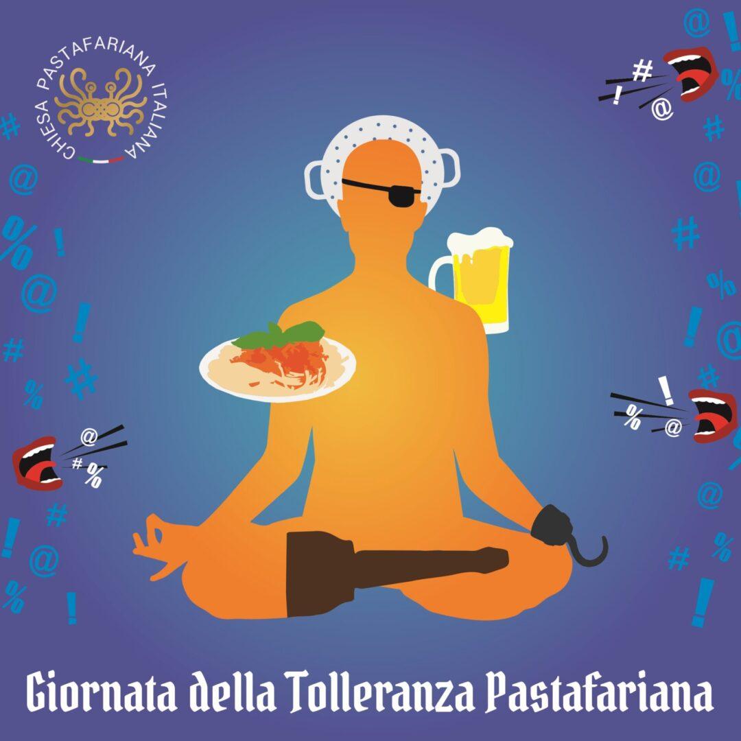 La Giornata della Tolleranza Pastafariana