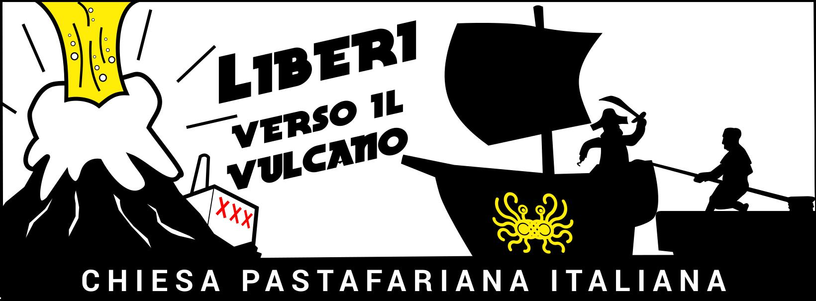Le storie pirata del Liberi Verso il Vulcano Day