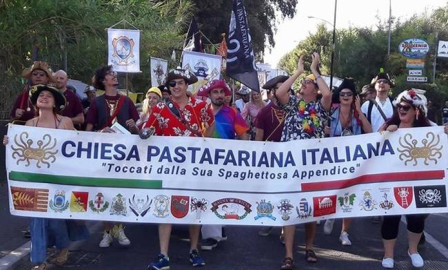 Gayburg : L'associazione Pastafariniana fonda un ente religioso che richiederà il riconoscimento ufficiale allo Stato