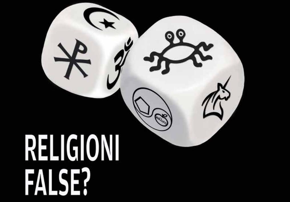 Falso a chi? Siamo una religione vera (come tutte le altre e anche di più)